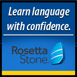 Rosetta Stone Is Now Available